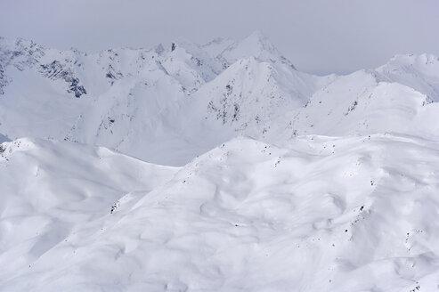 Austria, Axamer Lizum, Skiing region - MRF01082