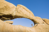 Africa, Namibia, Natural Arch at Spitzkoppe - FOF00890