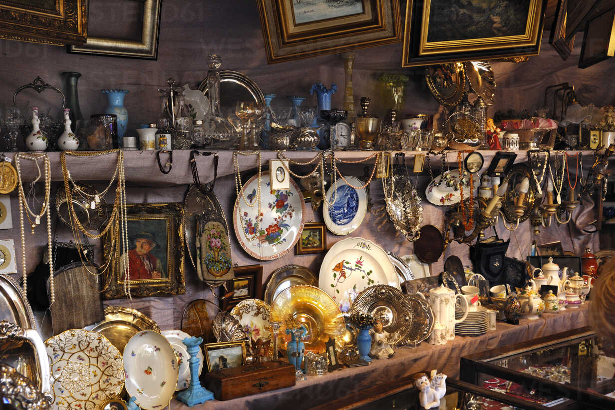Germany, Bavaria, Munich, Various things, Auer Dult, traditional market –  Stockphoto