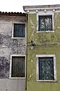 Itally, Venice, Burano, Old building - AWDF00048