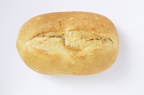 Bread roll, elevated view - THF00836