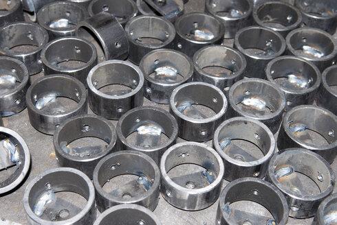Metal Circles, close-up - AWDF00229