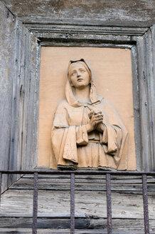 Italy, Venice, Madonna relief - AWDF00196