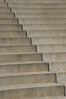Concrete steps, full frame, close up - PMF00631