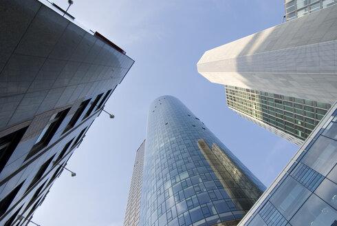 Germany, Frankfurt on the Main, Maintower, Garden Tower - MUF00729