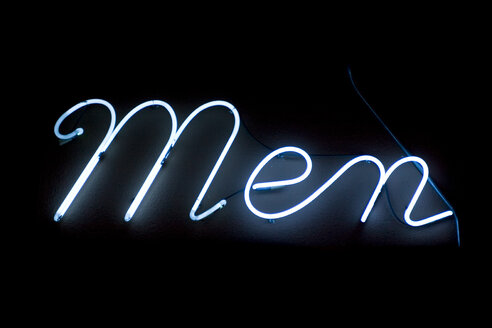 USA, Texas, Dallas, Illuminated Neon sign - PK00263