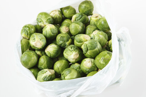 Raw Brussels sprouts - KSWF00234