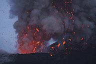 Indonesia, Anak Krakatau, Volcanic eruption - RM00349