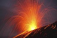Indonesia, Anak Krakatau, Volcanic eruption - RM00339