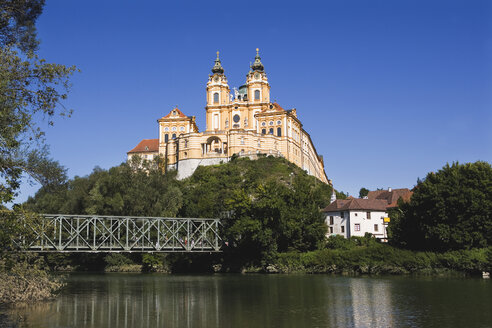 Austria, Lower Austria, Melk Abbey - WW00469