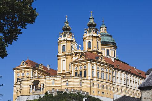 Austria, Lower Austria, Melk Abbey - WW00466