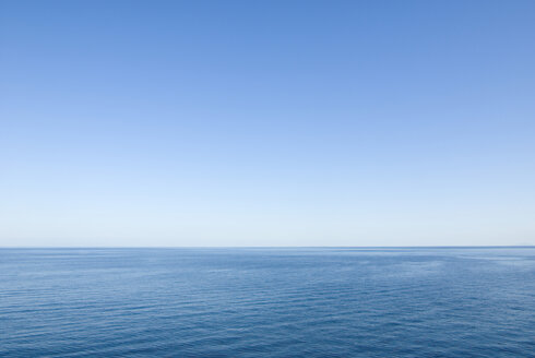 Greece, Ithaca, View of ocean - MUF00800