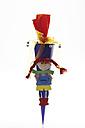 Colourful school cone, close up - 10810CS-U