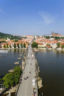 Czech Republic, Prague, Vitava river - PSF00053