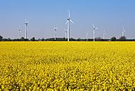 Germany, Lower Saxony, Wind park - KSWF00456