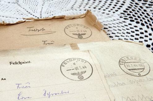 Germany, Army postal service - AWD00383