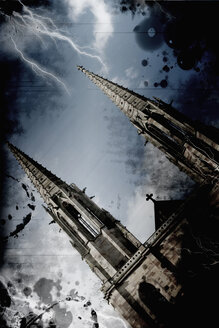 France, Alsace, Church - AWD00371