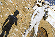 Italy, Tuscany, Florence, Statue of David - PSF00291