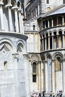 Italy, Tuscany, Pisa, Leaning Tower and Cathedral - PSF00255