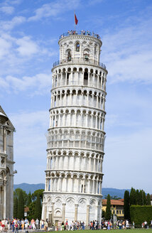 Italy, Tuscany, Pisa, Piazza dei Miracoli, Square of Miracles, Leaning Tower - PSF00249
