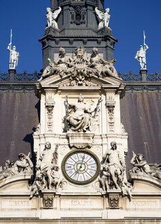 France, Paris, Town Hall - PSF00180