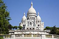 France, Paris, Sacre Coeur, Montmartre - PSF00168