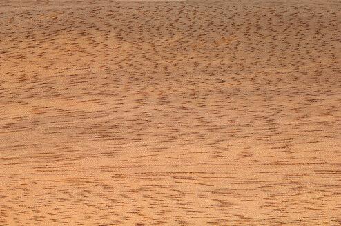 Wood surface, Dabema Wood (Piptadeniastrum africanum) full frame - CRF01716