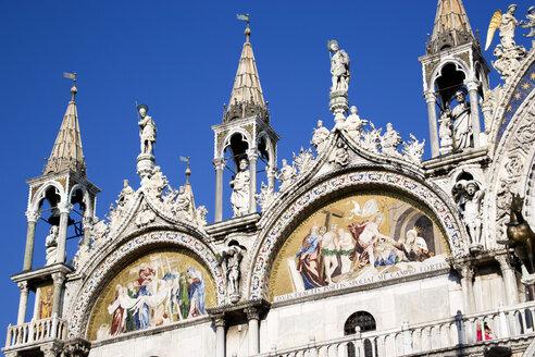Italy, Venice, Saint Mark's Basilica - PSF00330
