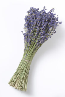 Dried Lavender Bunch, elevated view - THF01066
