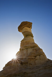 America, Utah, Grand Staircase-Escalante National Monument, low angle view - FOF01601