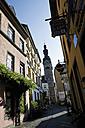 Germany, Rhineland-Palatinate, Koblenz, Old town, Gemüsegasse - 11971CS-U