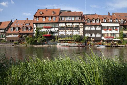 Germany, Bavaria, Franconia, Bamberg, Little Venice - WDF00604