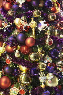 Christmas decoration, elevated view - TLF00398