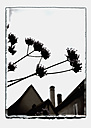 Collage, Alsace, Houses, Grass in foreground - AWD00447
