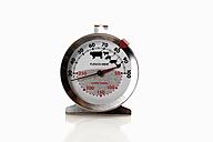 Roast thermometer on white background - 12481CS-U