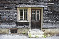Austria, Tyrol, Kaunertal, House entrance - KSWF000569