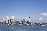 New Zealand, Auckland, North Island, View of City life - GWF001182