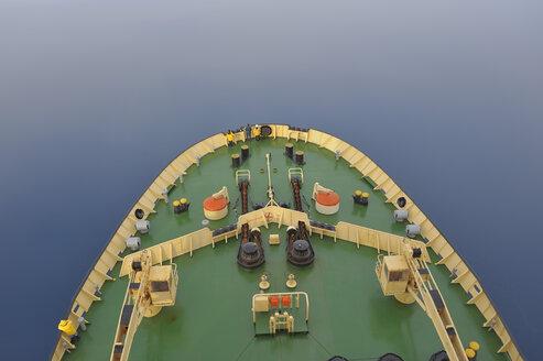 Antarctic, Antarctic Peninsula, Icebreaker in weddell sea - RUE000507