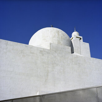 Jordan, Amman, View of mosque - PMF000822
