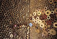 Amman, Jordan, View of reel of threads - PM000874