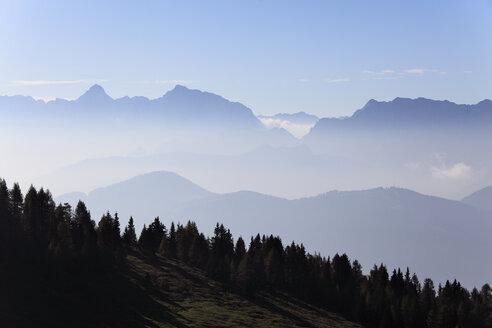 Austria, Carinthia, View of julian alps - SIEF000478