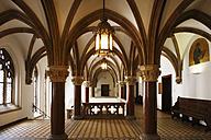Germany, Bavaria, Munich, View of neues rathaus - SIE000958