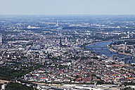 Europe, Germany, North Rhine-Westphalia, Cologne, Aerial view of city - CS015296