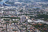 Europe, Germany, North Rhine-Westphalia, Cologne, Aerial view of city - CS015298