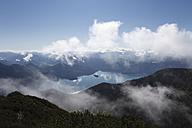 Germany, Bavaria, Upper Bavaria, View of lake walchensee - SIEF001915