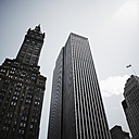 USA, New York, View of building in city - TLF000609