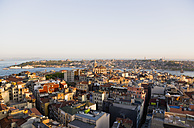 Turkey, Istanbul, View of cityscape - PSF000609