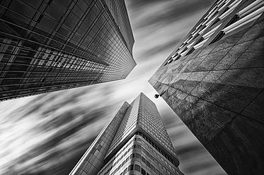 Germany, Hesse, Frankfurt, View of skyscrapers - WAF000002