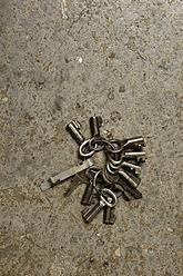 Bunch of old keys - TLF000616