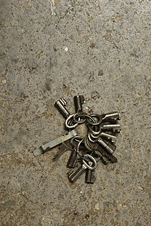 Bunch of old keys - TLF000616